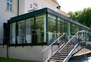 Панорамное остекление балкона, террасы, лоджии в Минске